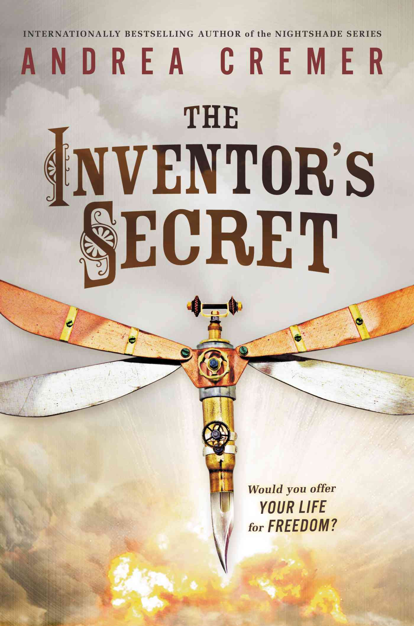 The Inventor's Secret By Cremer, Andrea